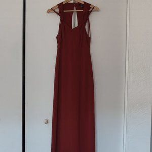Maxi Dress for Prom/Evening Dress